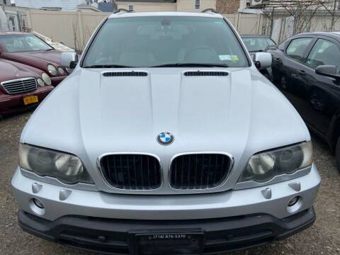 2001 BMW X5 for sale at International Auto Sales Inc in Staten Island NY