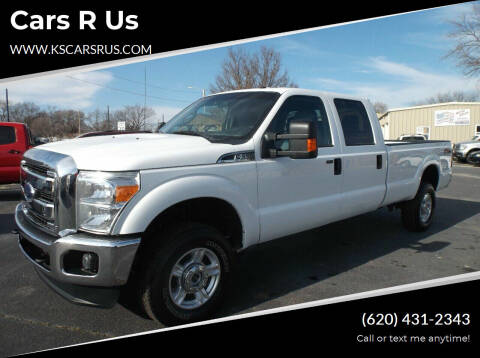 2014 Ford F-350 Super Duty for sale at Cars R Us in Chanute KS