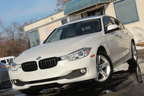 2014 BMW 3 Series for sale at Dynamics Auto Sale in Highland IN