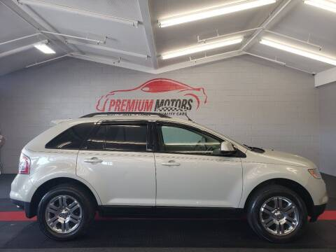 2007 Ford Edge for sale at Premium Motors in Villa Park IL