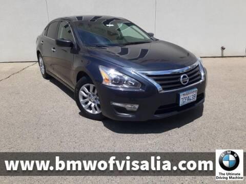 2014 Nissan Altima for sale at BMW OF VISALIA in Visalia CA