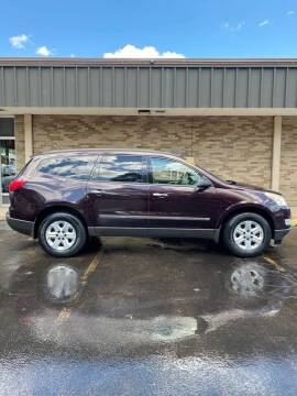 2009 Chevrolet Traverse for sale at Arandas Auto Sales in Milwaukee WI