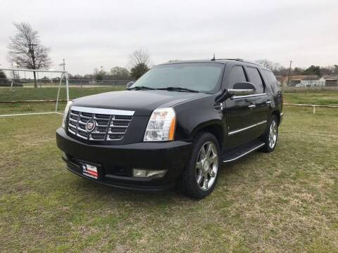 2007 Cadillac Escalade for sale at LA PULGA DE AUTOS in Dallas TX