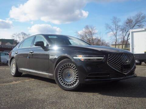 2021 Genesis G90 for sale at Mirak Hyundai in Arlington MA
