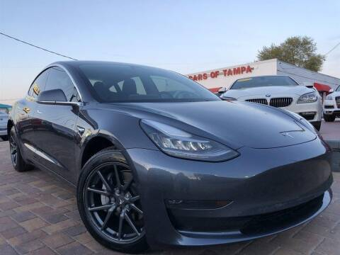 2018 Tesla Model 3 for sale at Cars of Tampa in Tampa FL