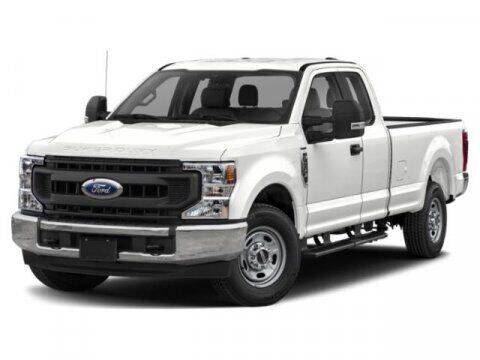 2021 Ford F-250 Super Duty for sale at MYFAYETTEVILLEFORD.COM in Fayetteville GA