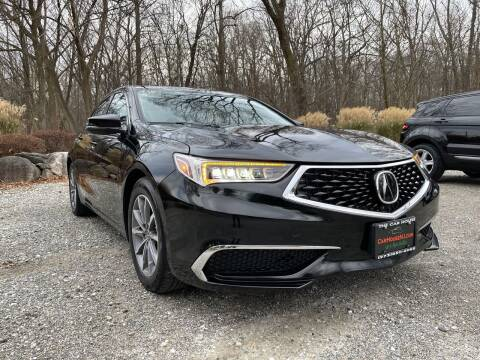 2018 Acura TLX for sale at Bloomingdale Auto Group - The Car House in Butler NJ