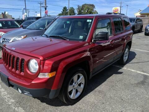 2014 Jeep Patriot for sale at SuperBuy Auto Sales Inc in Avenel NJ