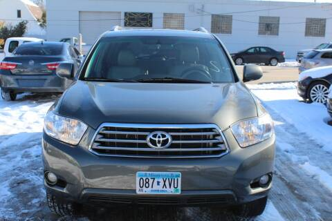 2010 Toyota Highlander for sale at Rochester Auto Mall in Rochester MN