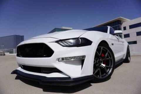 2019 Ford Mustang for sale at JD MOTORS in Austin TX