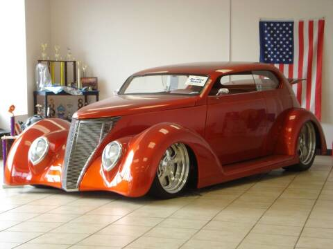 1937 Ford Deluxe for sale at Colonial Auto of Worcester Inc in Worcester MA