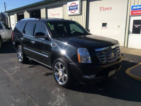 2009 Cadillac Escalade for sale at TRI-STATE AUTO OUTLET CORP in Hokah MN