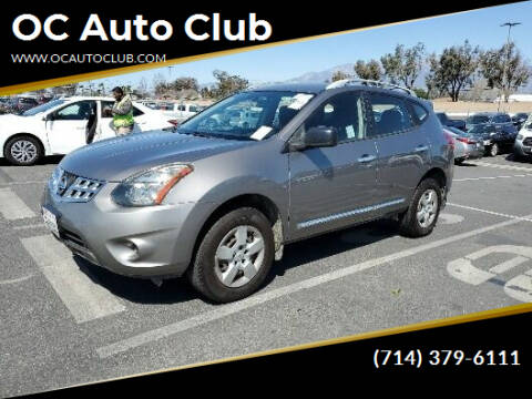2014 Nissan Rogue Select for sale at OC Auto Club in Midway City CA