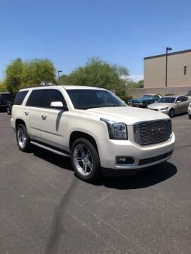 2015 GMC Yukon for sale at Autos by Jeff Scottsdale in Scottsdale AZ