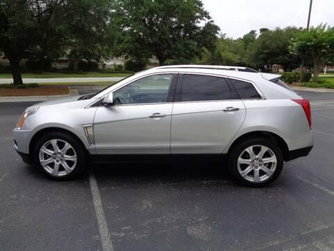 2016 Cadillac SRX for sale at BALKCUM AUTO INC in Wilmington NC