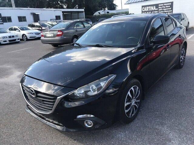 2015 Mazda MAZDA3 for sale at Cartina in Tampa FL