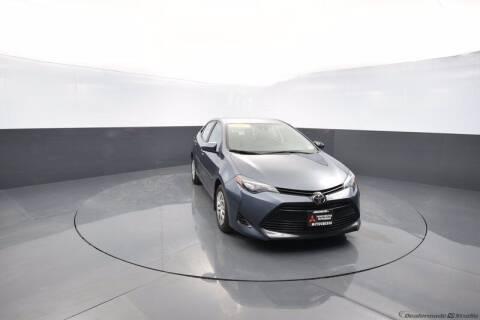2017 Toyota Corolla for sale at Winchester Mitsubishi in Winchester VA
