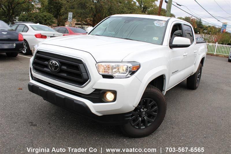 2020 Toyota Tacoma for sale at Virginia Auto Trader, Co. in Arlington VA