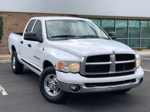 2005 Dodge Ram Pickup 2500 for sale at AKOI Motors in Tempe AZ