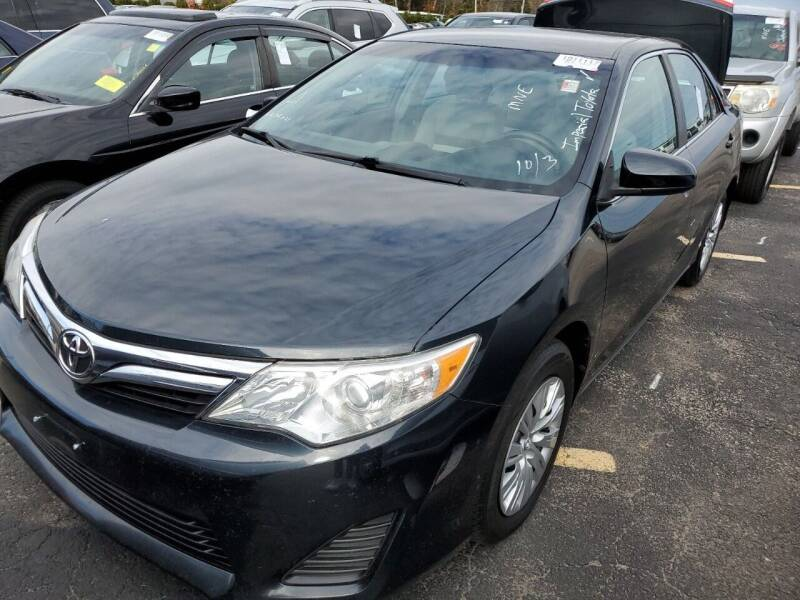 2013 Toyota Camry for sale at The Car Store in Milford MA