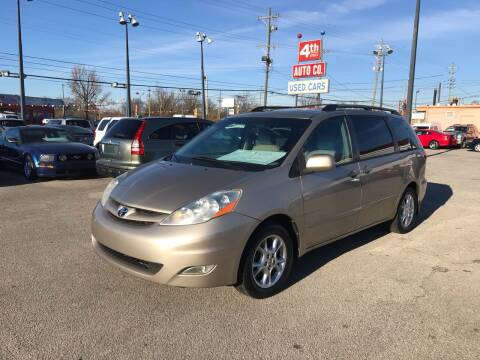 2006 Toyota Sienna for sale at 4th Street Auto in Louisville KY