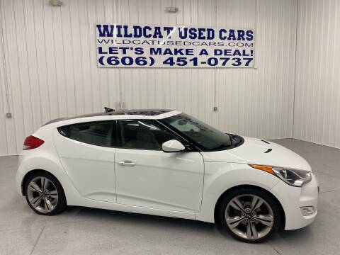 2012 Hyundai Veloster for sale at Wildcat Used Cars in Somerset KY
