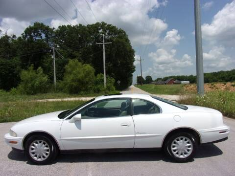 1997 Buick Riviera for sale at ABC Auto Sales in Rogersville MO