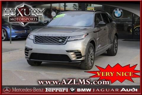 2018 Land Rover Range Rover Velar for sale at Luxury Motorsports in Phoenix AZ