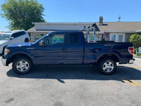 2009 Ford F-150 for sale at Revolution Motors LLC in Wentzville MO