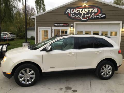 2007 Lincoln MKX for sale at Augusta Tire & Auto in Augusta WI