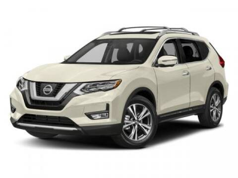 2017 Nissan Rogue for sale at JEFF HAAS MAZDA in Houston TX