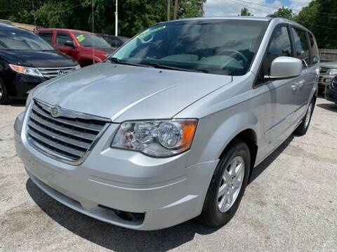 2010 Chrysler Town and Country for sale at New To You Motors in Tulsa OK