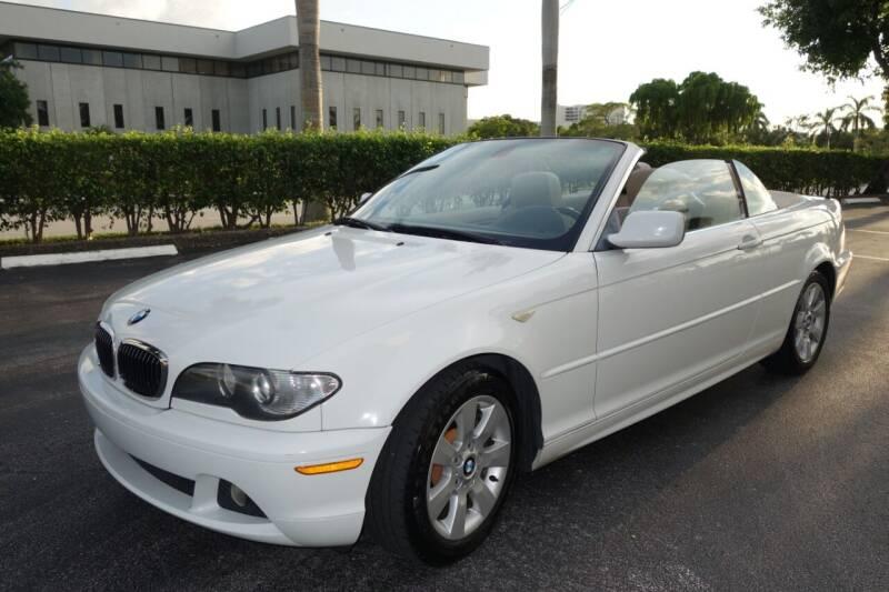 2006 BMW 3 Series for sale at SR Motorsport in Pompano Beach FL