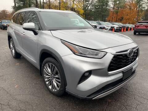 2020 Toyota Highlander for sale at Autoforward Motors Inc in Brooklyn NY