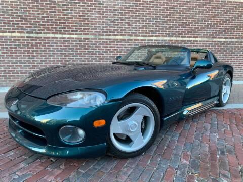 1995 Dodge Viper for sale at Euroasian Auto Inc in Wichita KS