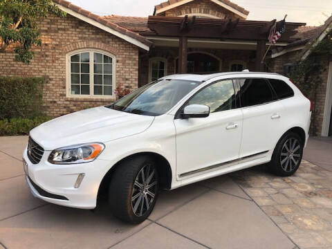 2016 Volvo XC60 for sale at R P Auto Sales in Anaheim CA