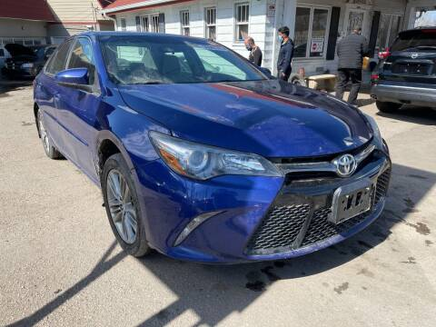 2015 Toyota Camry for sale at STS Automotive in Denver CO