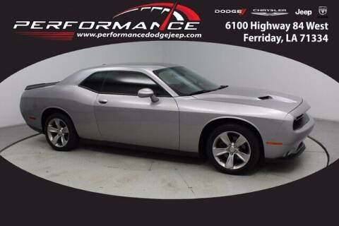 2016 Dodge Challenger for sale at Performance Dodge Chrysler Jeep in Ferriday LA
