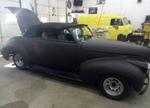 1940 Chevrolet Street Rod for sale at Classic Car Deals in Cadillac MI