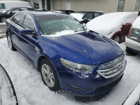 2013 Ford Taurus for sale at Jarvis Motors in Hazel Park MI