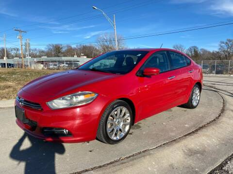 2013 Dodge Dart for sale at Xtreme Auto Mart LLC in Kansas City MO
