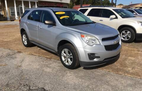 2010 Chevrolet Equinox for sale at Townsend Auto Mart in Millington TN