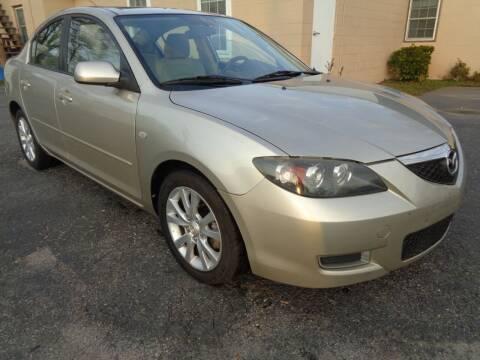 2007 Mazda MAZDA3 for sale at Liberty Motors in Chesapeake VA