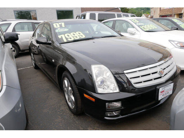 2007 Cadillac STS for sale at M & R Auto Sales INC. in North Plainfield NJ