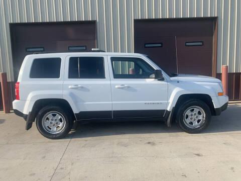 2014 Jeep Patriot for sale at Dakota Auto Inc. in Dakota City NE