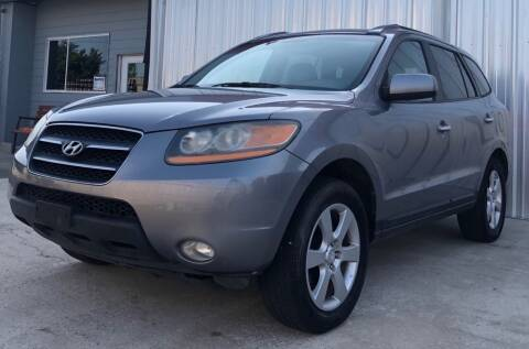 2008 Hyundai Santa Fe for sale at Mr Cars LLC in Houston TX