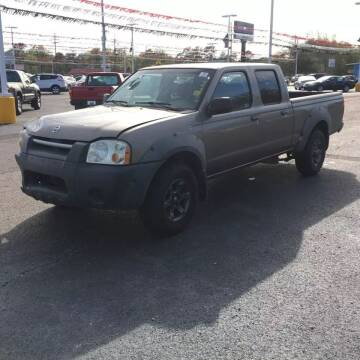 2003 Nissan Frontier for sale at CARZ4YOU.com in Robertsdale AL