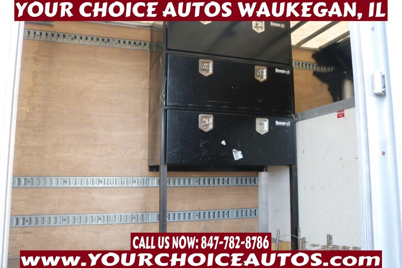 ChevroletExpress Cutaway18