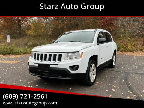 2011 Jeep Compass for sale at Starz Auto Group in Delran NJ