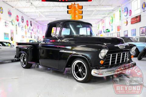 1955 Chevrolet 3200 for sale at Classics and Beyond Auto Gallery in Wayne MI